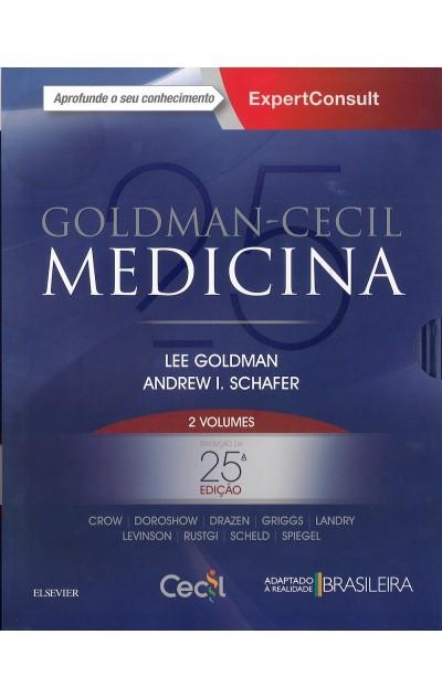 Goldman-Cecil Medicina- 25a...