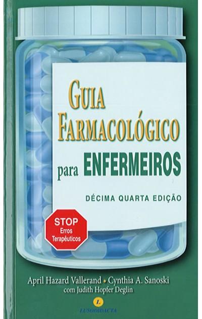 Guia Farmacológico para...