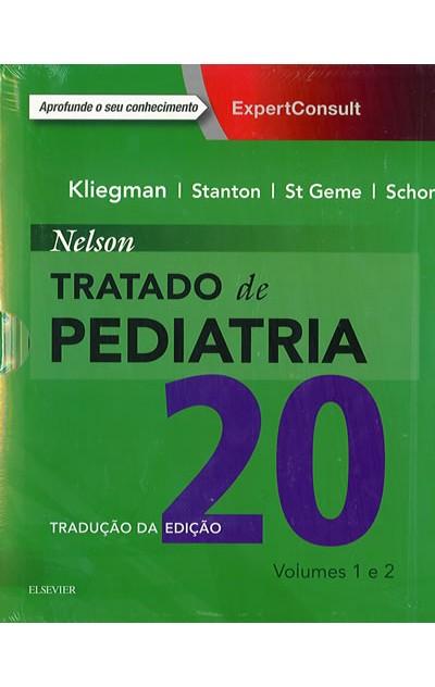 Nelson Tratado de Pediatria...