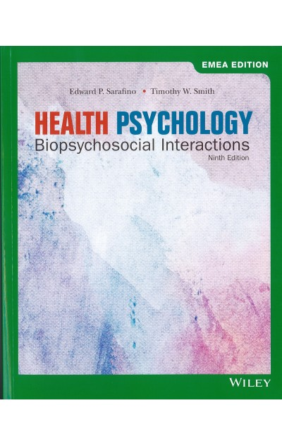 Health Psychology:...