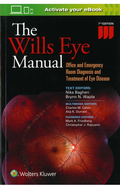 The Wills Eye Manual:...