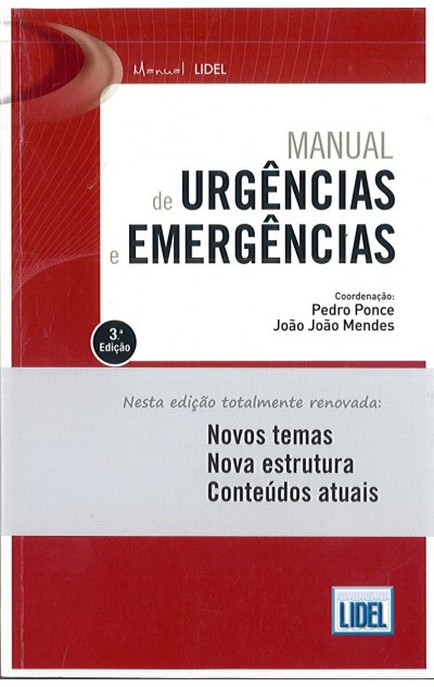 Manual de Urgências e...